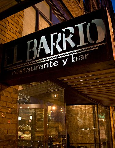 El Barrio Restaurante Y Bar Can T Get Enough Of This Place Mexican Restaurants