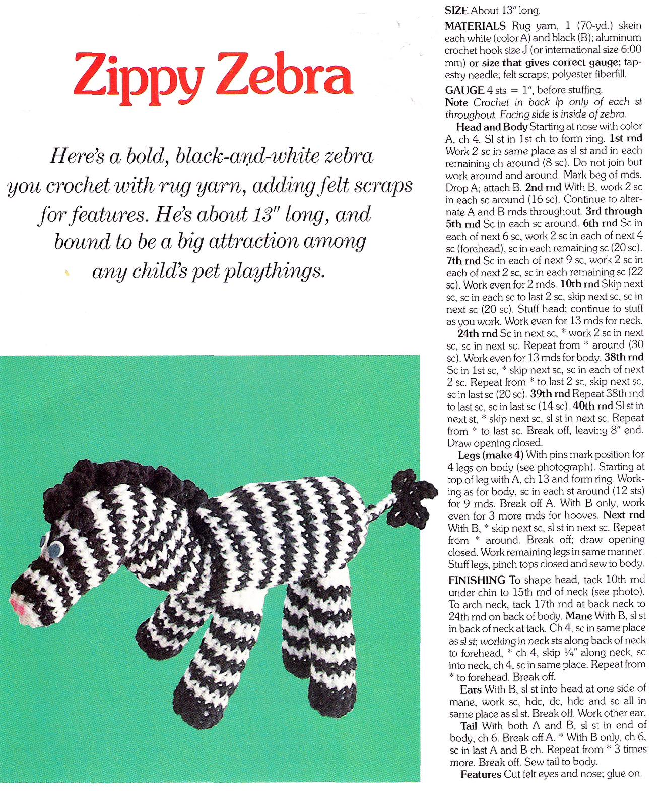 zippyp.png (1320×1600)   Dukker tøjdyr   Pinterest   Crochet, Toy ...