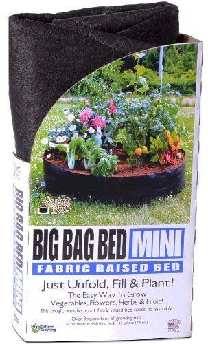 Perfect Smart Pots Big Bag Bed Fabric Raised Planting Bed Mini Smart Pots Http Www Amazon C Plants For Raised Beds Cedar Raised Garden Raised Garden Kits