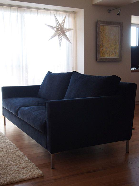 Streamline Sofa ソファ ソファー Eilersen 家具 Tabroom タブルーム ソファ 家具 2人掛けソファー