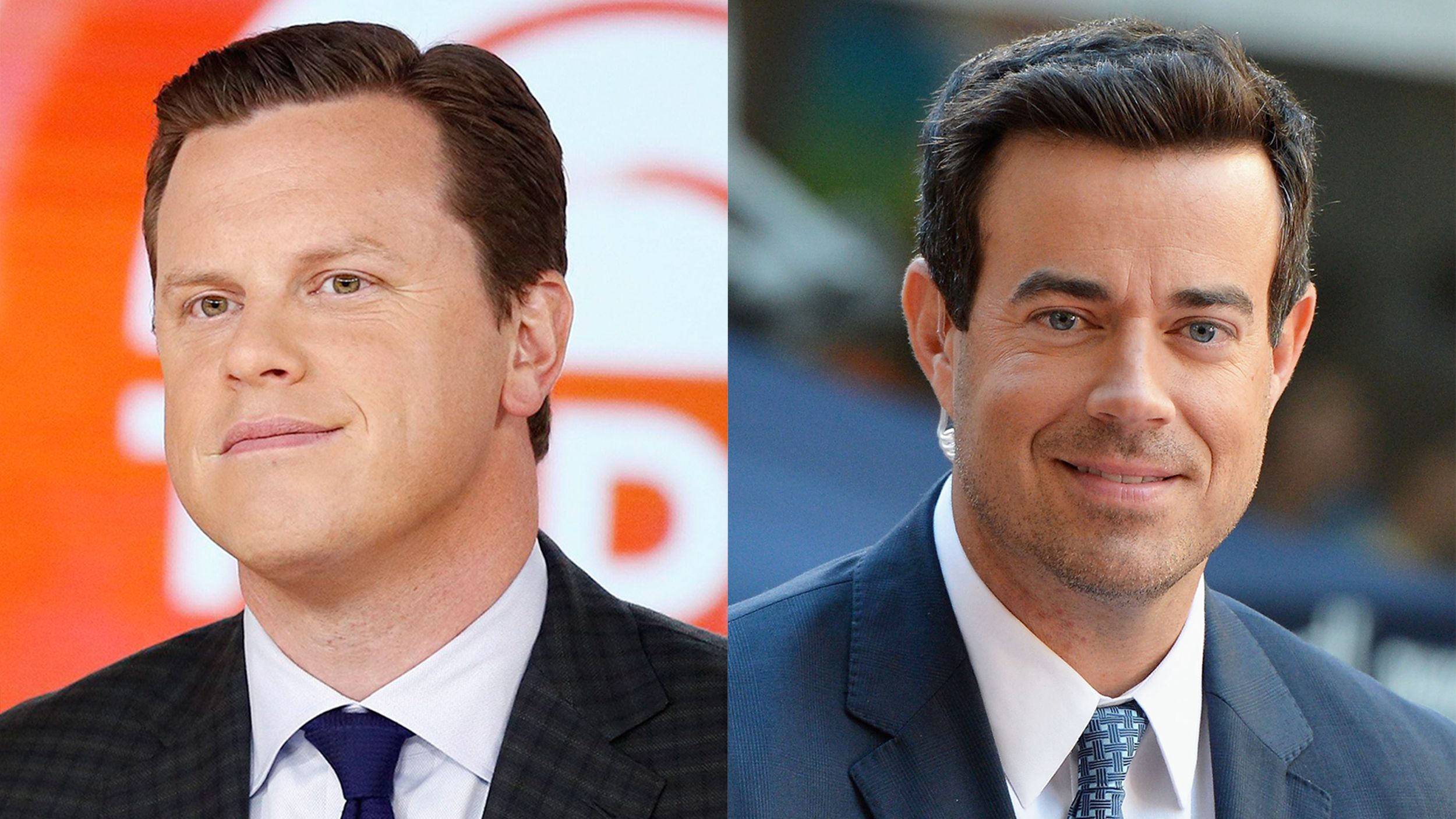 Willie Geist And Carson Daly To Get Family Jewels Checked On