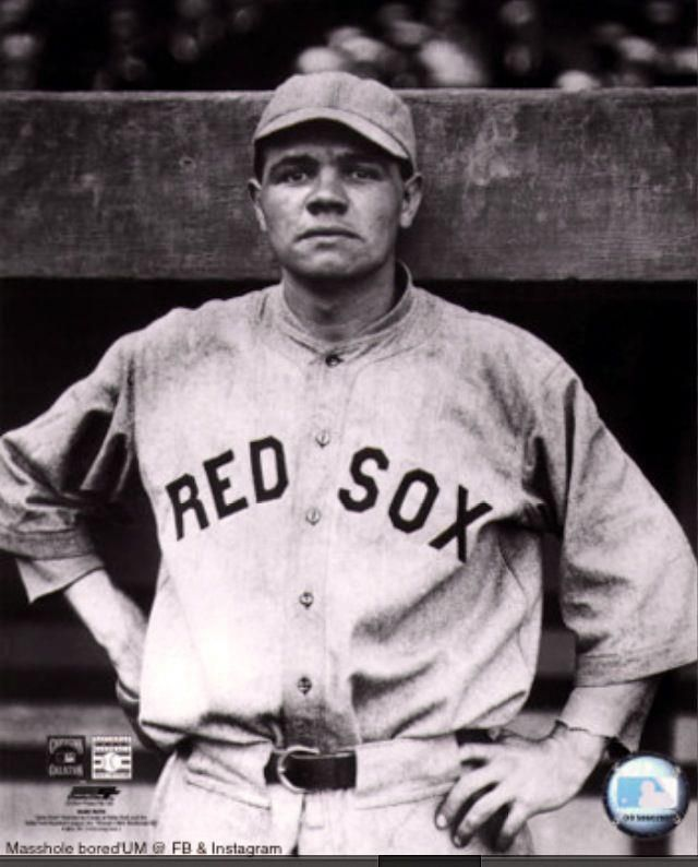 Babe Ruth, Boston Red Sox 19141919  Revival -2642