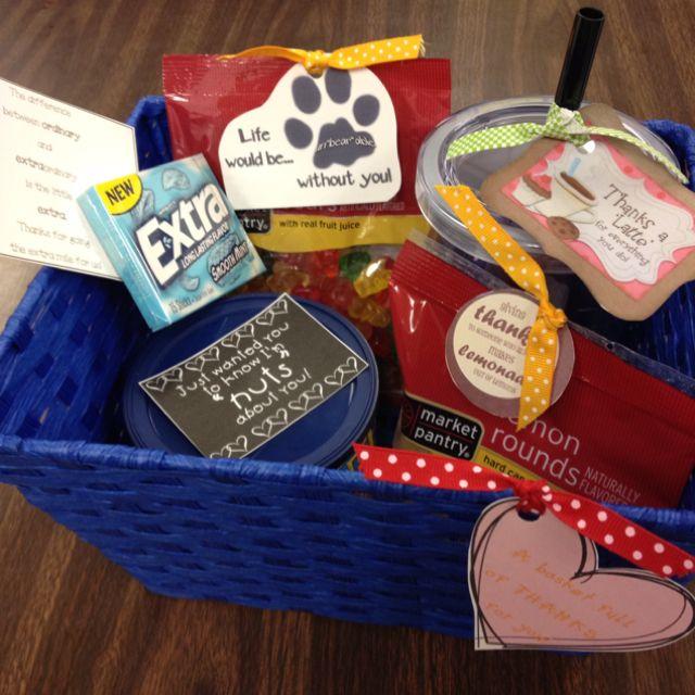 Secretary Christmas Gift Ideas Part - 39: Gift For Our School Secretary