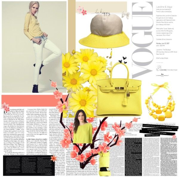 Yellow Dream by CiaoBellaMama