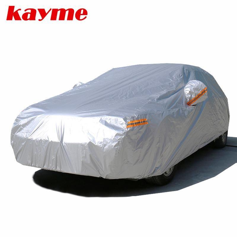 Multi Size SUV Car Cover Waterproof Sun UV Dust Rain Resistant Protection SUV