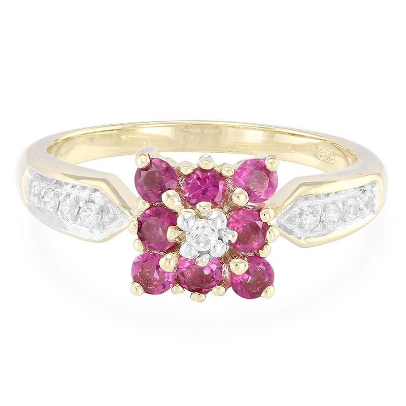 Bague En Or Et Rubellite De Shimoyo 8787af Juwelo Bijouterie Bijoux Or Rose Bijoux Bague