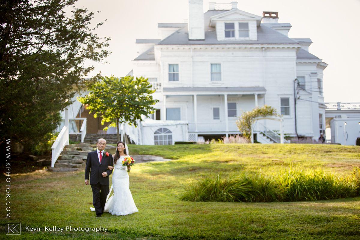 Inn At Mystic Wedding Connecticut Photographer Kevin Kelley