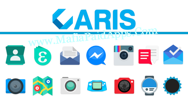 Aris Icon Pack V1 3 5 Apk Aris Icon Packis Modern And Elegant Icon Pack That Follows Google S Material Design Larger Icon Pack Google Material Design Icon