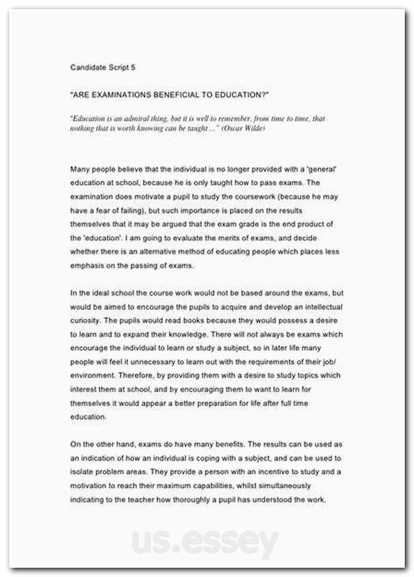 How to Write a Short Essay - Examples, Topics, Outline