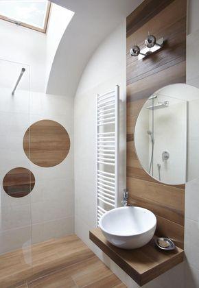 Carrelage salle de bain imitation bois \u2013 34 idées modernes Interiors