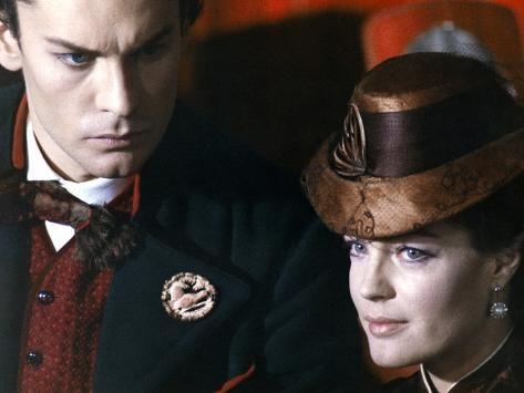 Ludwig Le Crepuscule Des Dieux 1972 Directed By Luchino Visconti Helmut Berger And Romy Schneide Photo Art Com In 2020 Romy Schneider Luchino Visconti Romy