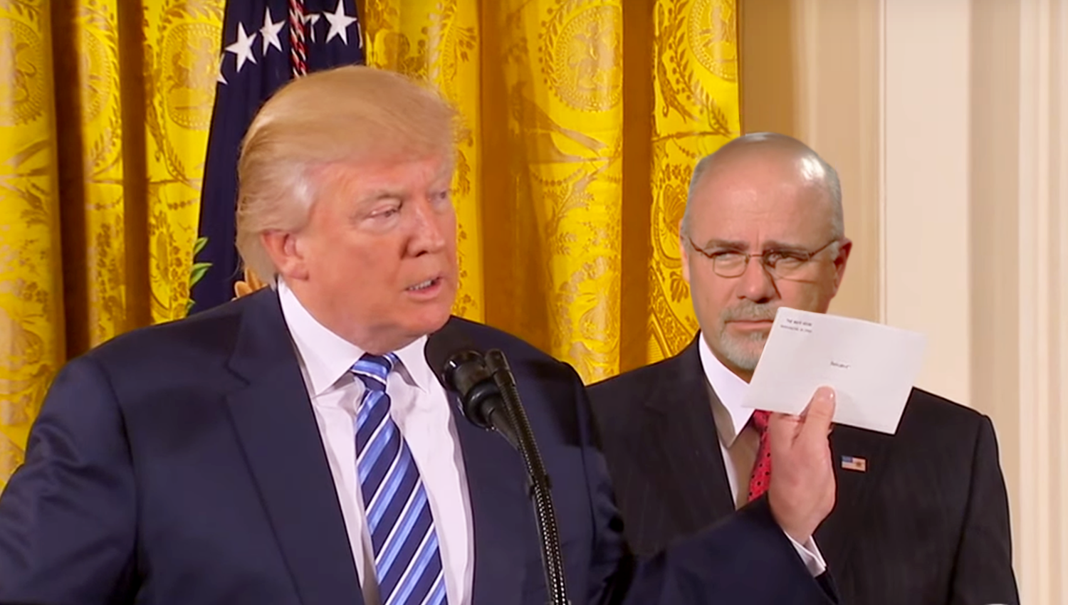 Dave Ramsey Puts Federal Government On Strict Envelope Budget Plan Dave Ramsey Ramsey Budget Planning