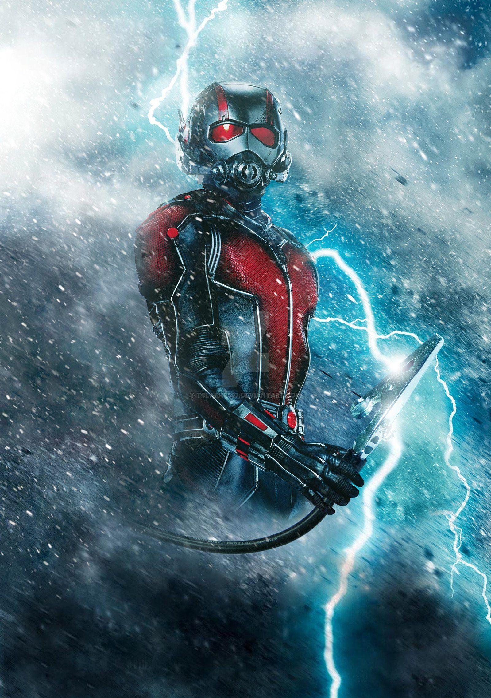 Ant Man Art