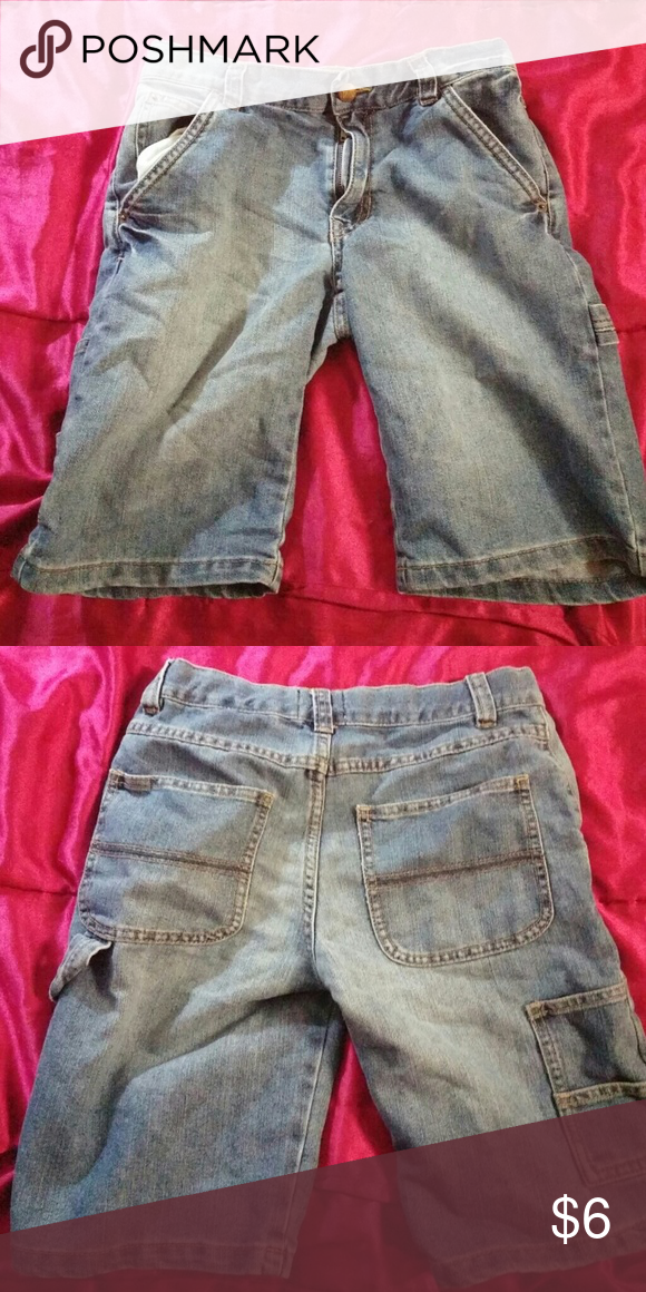 Children's Place Jean Shorts Gently used Children's Place Bottoms Shorts