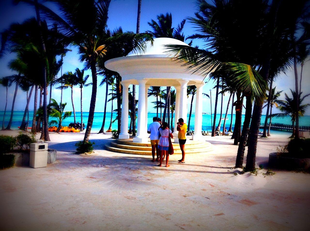 Wedding Gazebo Barceló Palace Punta Cana