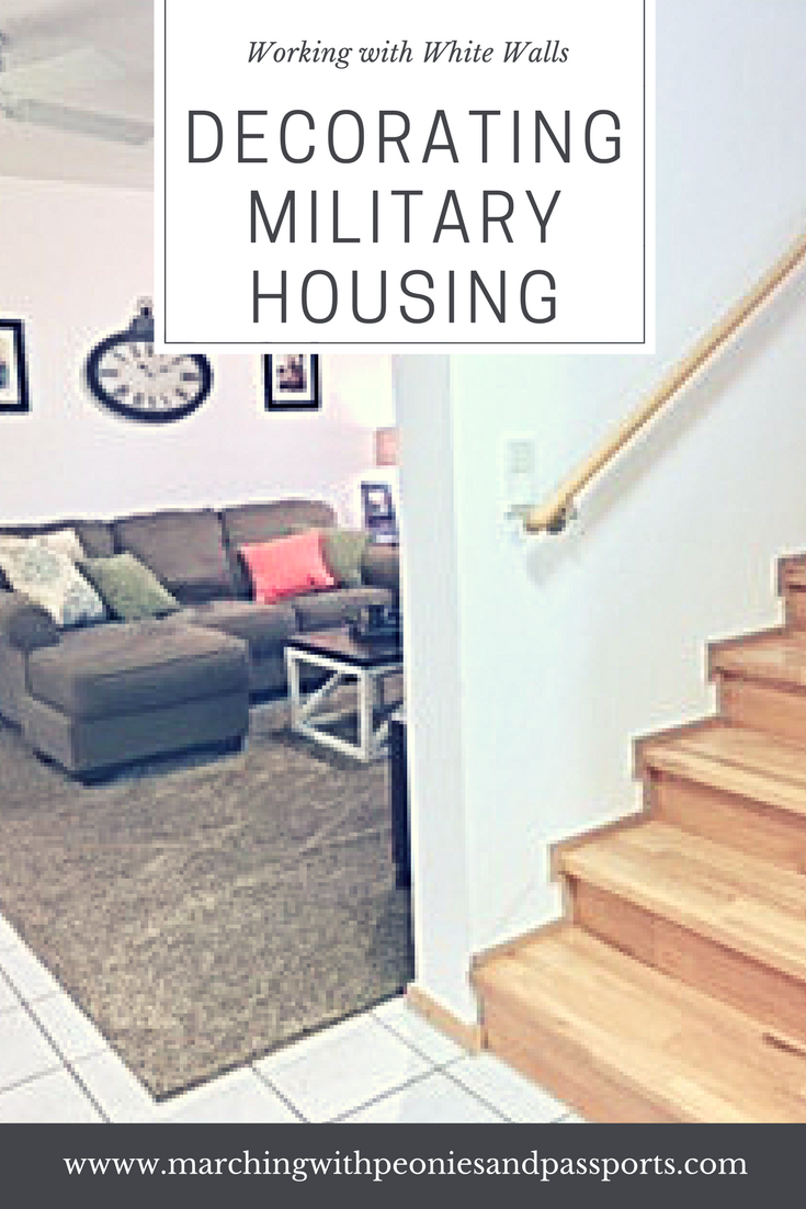 Home Tour On Post Housing Germany Military Home Decor
