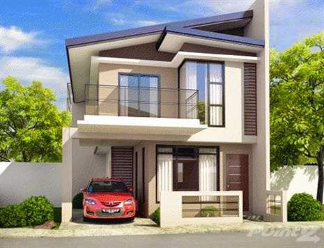 Collection beautiful narrow house design for  floor home with small lot bahay ofw also nancy taburnal nancytaburnal on pinterest rh