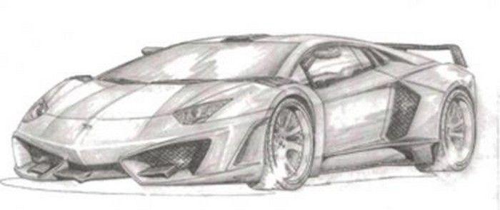 Profil Lamborghini Aventador Recherche Google