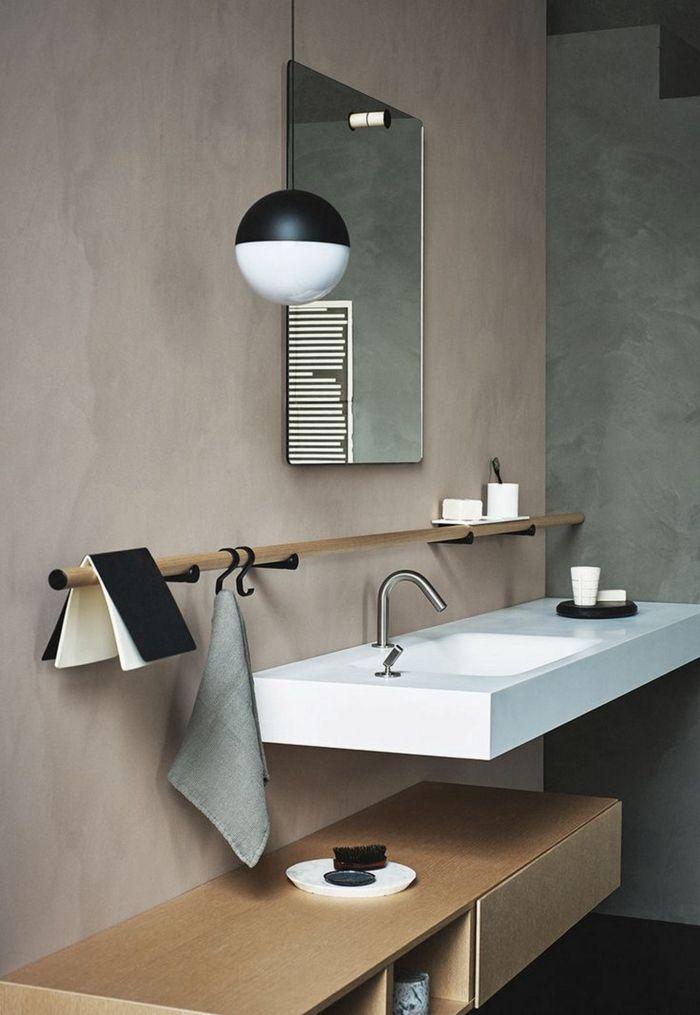 ▷ 1001 + Badezimmer Ideen für kleine Bäder zum Erstaunen - badezimmerwände ohne fliesen