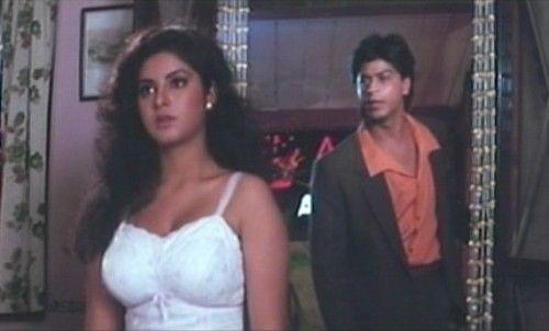 Image result for shahrukh dil aashna hai divya bharti