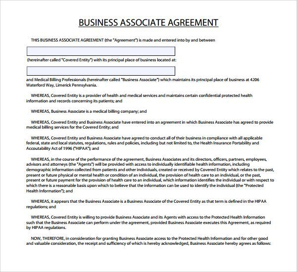 business associate agreement template affidavit of support sample