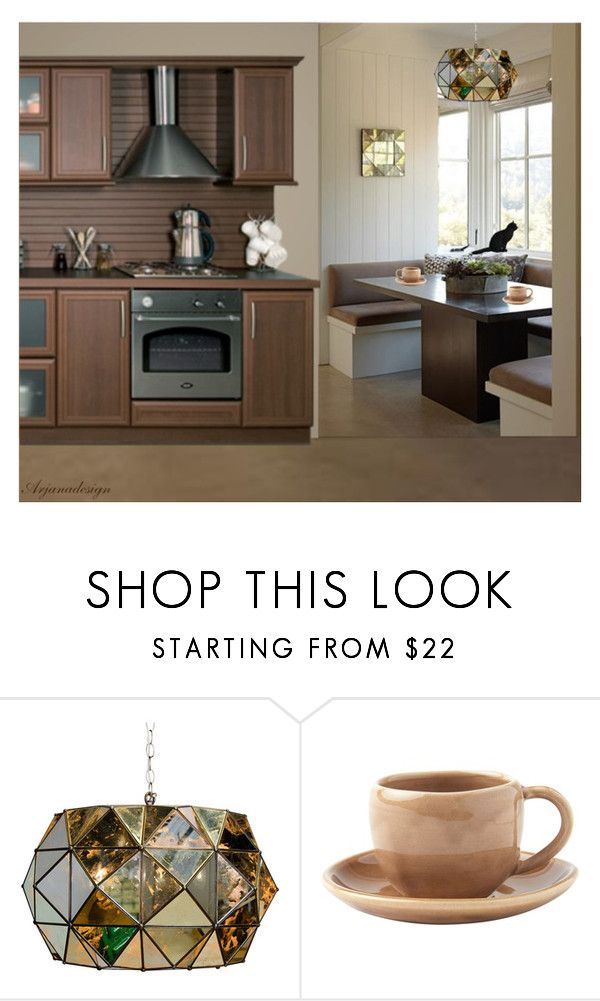 """""""FEELS LIKE SUNDAY MORNING"""" by arjanadesign ❤ liked on Polyvore featuring interior, interiors, interior design, home, home decor, interior decorating, Worlds Away, Toast, kitchen and diningroom"""