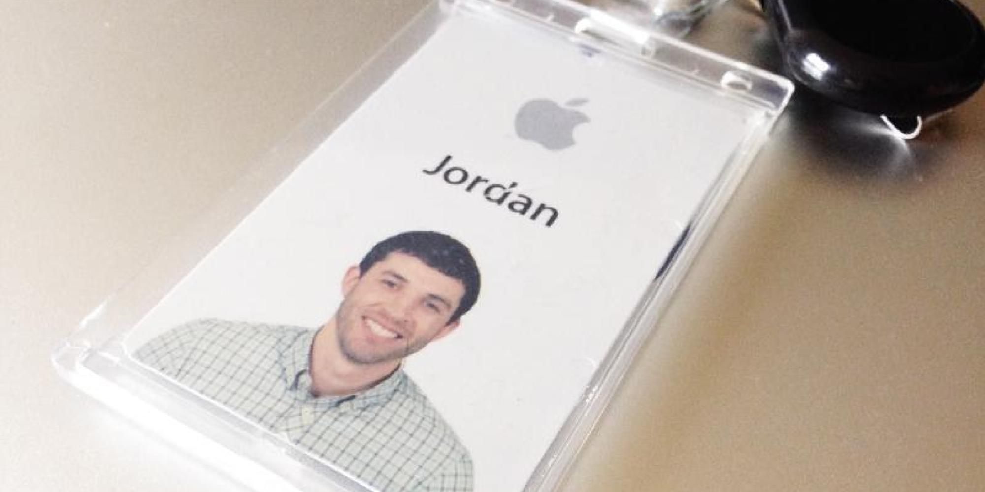 Why I Just Quit My Job at Apple Employees card, Employee