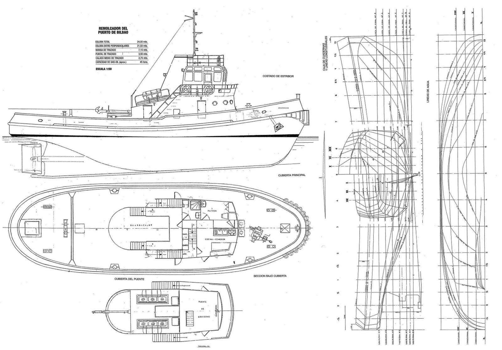 Maquette Bateau Plan Modelisme Model Boats
