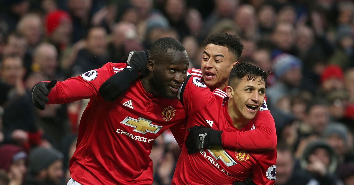 Video Manchester United 2 0 Huddersfield Town Highlights Manchester United Premier League Huddersfield Town