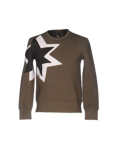 NEIL BARRETT Sweatshirt. #neilbarrett #cloth #top #pant #coat #jacket #short #beachwear