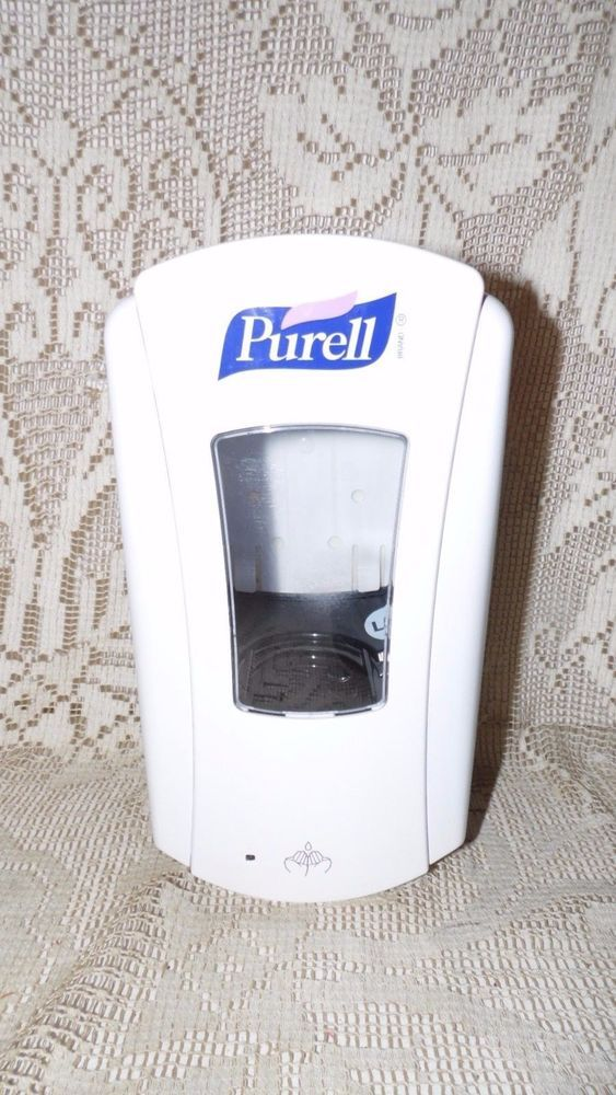 Purell Tfx Touch Free Hand Sanitizer Dispenser New Purell Hand