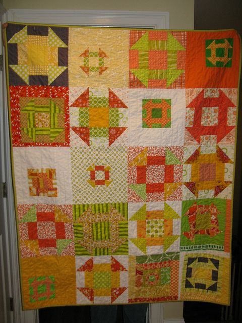 Heal quilt by shimmyblisster, via Flickr  Another beauty!!