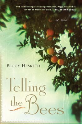 Telling the bees by Peggy Hesketh. Deeply acquainted with the ways and workings of the hives, he knows that bees dislike wool clothing and foul language; that the sweetest honey is made from the blooms of the eucalyptus; and that bees are at their gentlest in a swarm. But Albert is less versed in the ways of people, especially his beautiful, courageous, and secretive friend Claire.