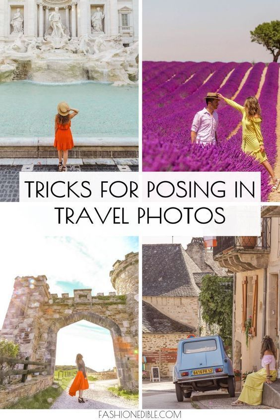 Do You Feel Awkward Posing For Photos? These Tricks And