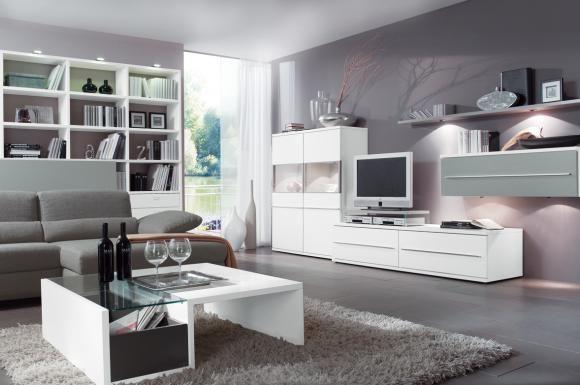 Medien- und Bücheraufbewahrung Wohnzimmer Comfort Pinterest