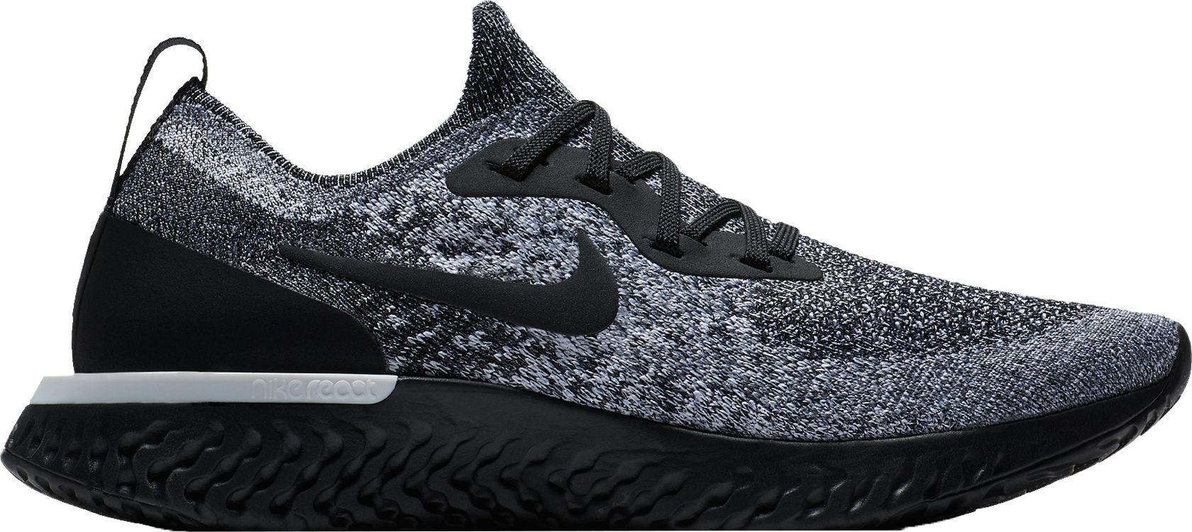 97e82b908b8b Nike Women s Epic React Flyknit Running Shoes