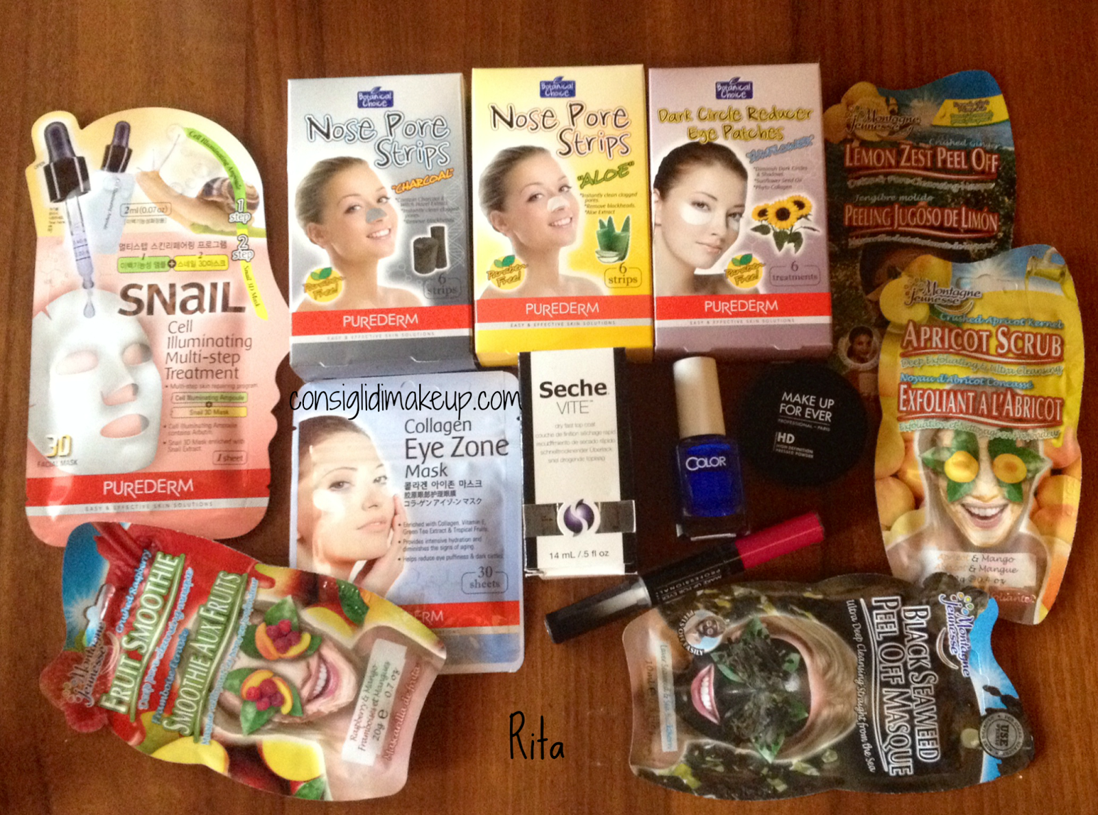 Consigli di Makeup: CosmoHaul - Cerottini Asiatici, Maschere, Color Cl...
