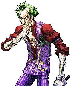 Joker Pre Lims For Batman Arkham City Carlos D Anda The Joker