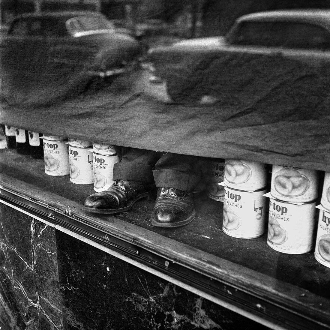 by Vivian Maier, 1956
