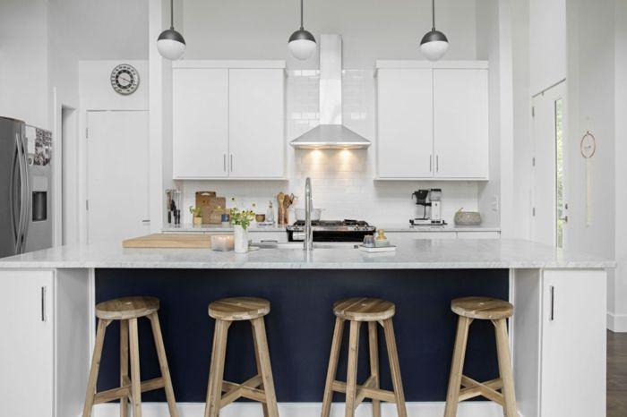 ▷ 1001 + Ideen für Wandgestaltung Küche zum Entlehnen - kleine regale für küche