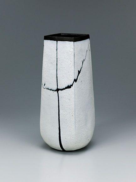 Ryo Suzuki Square Vase Ceramics 4 Pinterest Ceramics Vase And