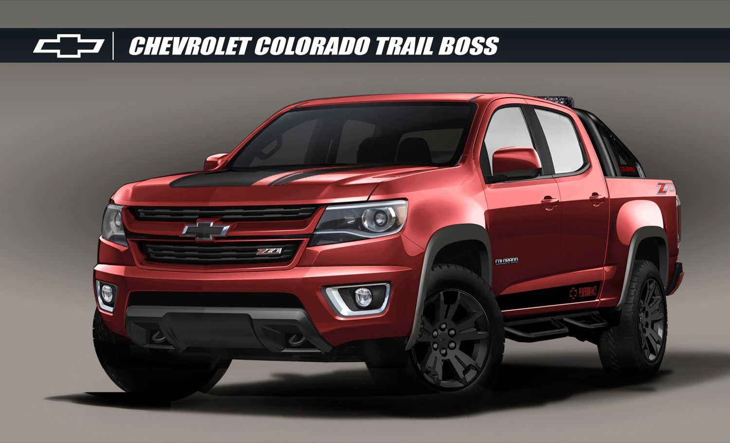2016 chevrolet colorado trail boss 3 0 sema gm authority 2016 chevrolet colorado z71 trail. Black Bedroom Furniture Sets. Home Design Ideas