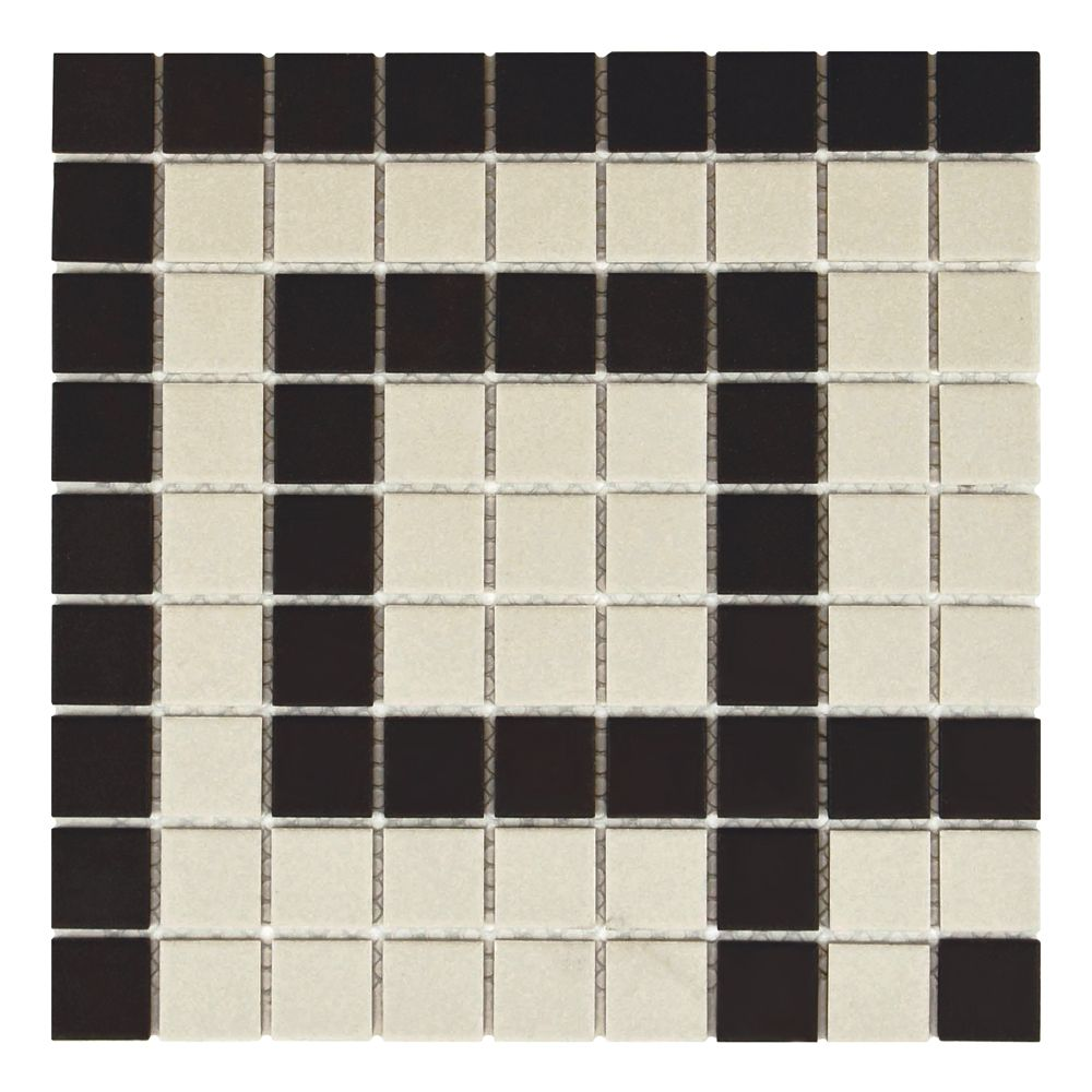 Gotham square greek key corner piece unglazed porcelain tile merola tile gotham square greek key corner in x 5 mm unglazed porcelain floor and wall trim tile fxlggkc the home depot dailygadgetfo Choice Image