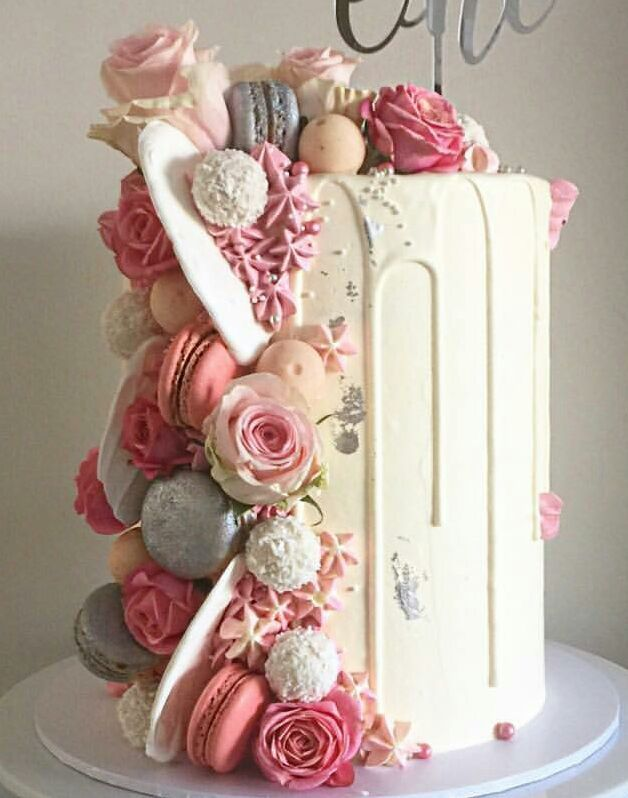 Gorgeous Cake Creations In 2019 Cake Birthday Cake