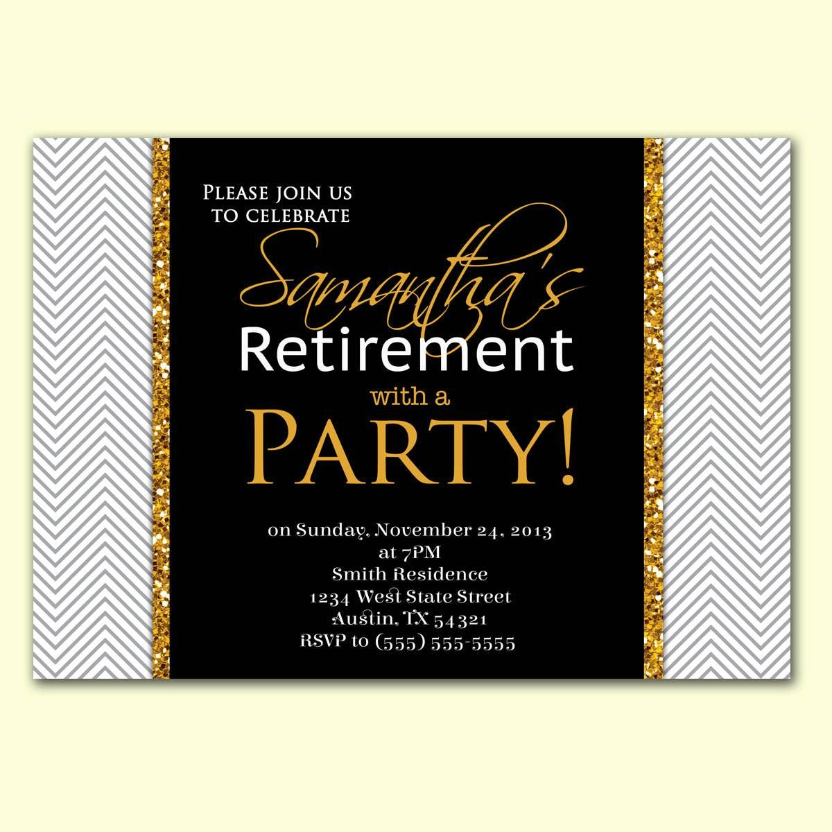 Retirement Party Invitation Wording In Hindi