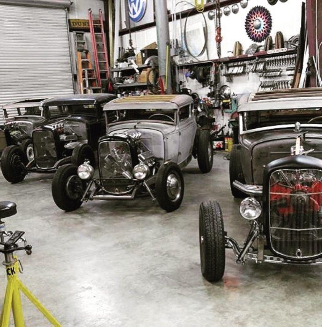 3b072ea842 Hot Rod garage