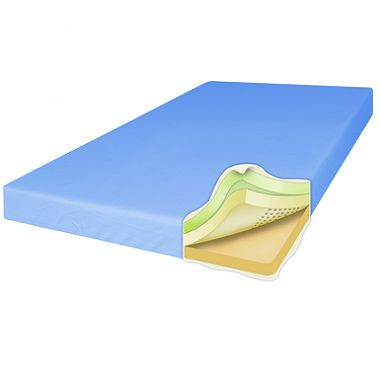 Night Therapy 6 Pressure Relief Memory Foam Bunk Bed Mattress