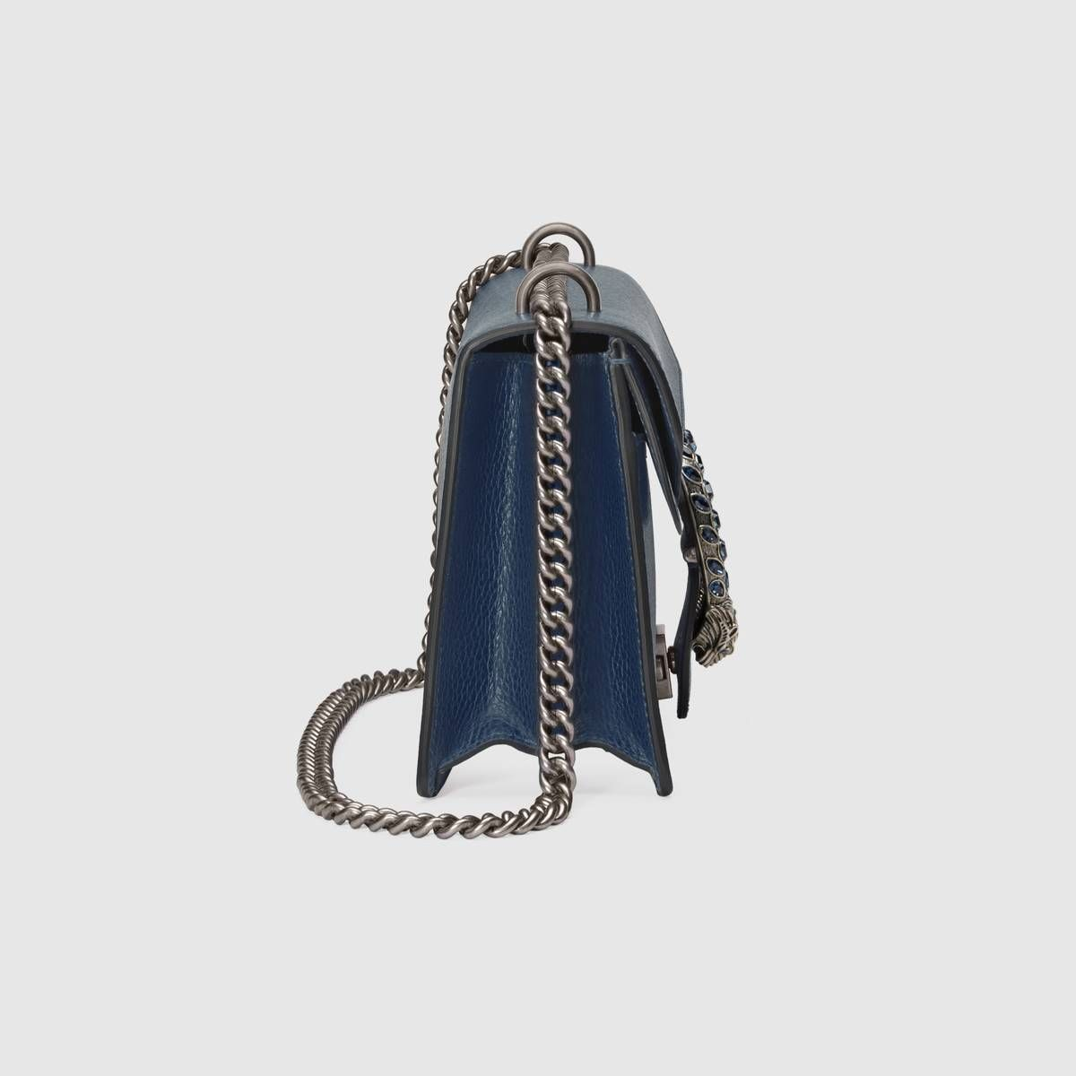 5b4d7d34bc22 Shop the Dionysus small shoulder bag by Gucci. The Dionysus shoulder bag  with the now
