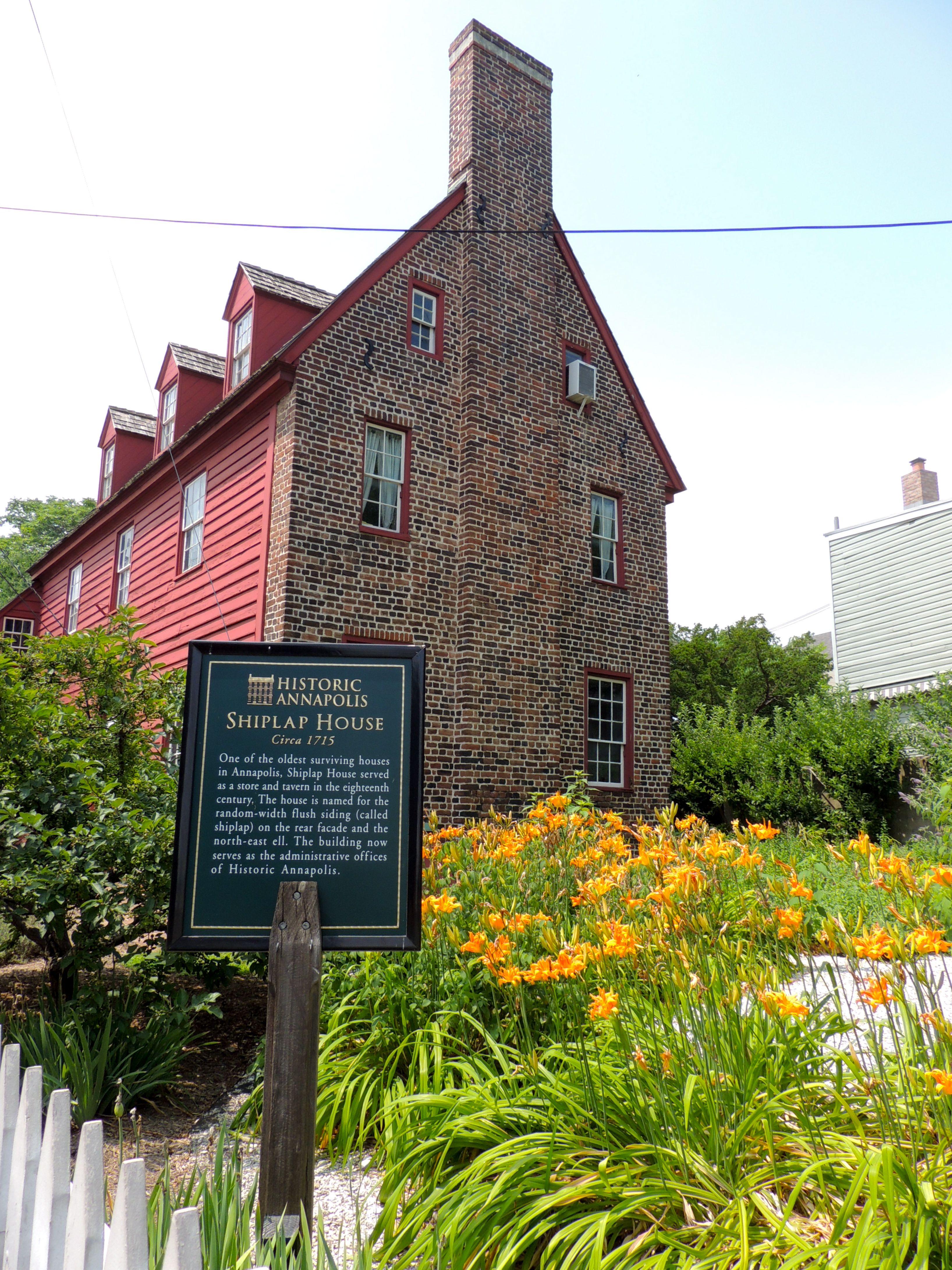 Historic Shiplap House Annapolis Maryland Historic Shiplap House Annapolis