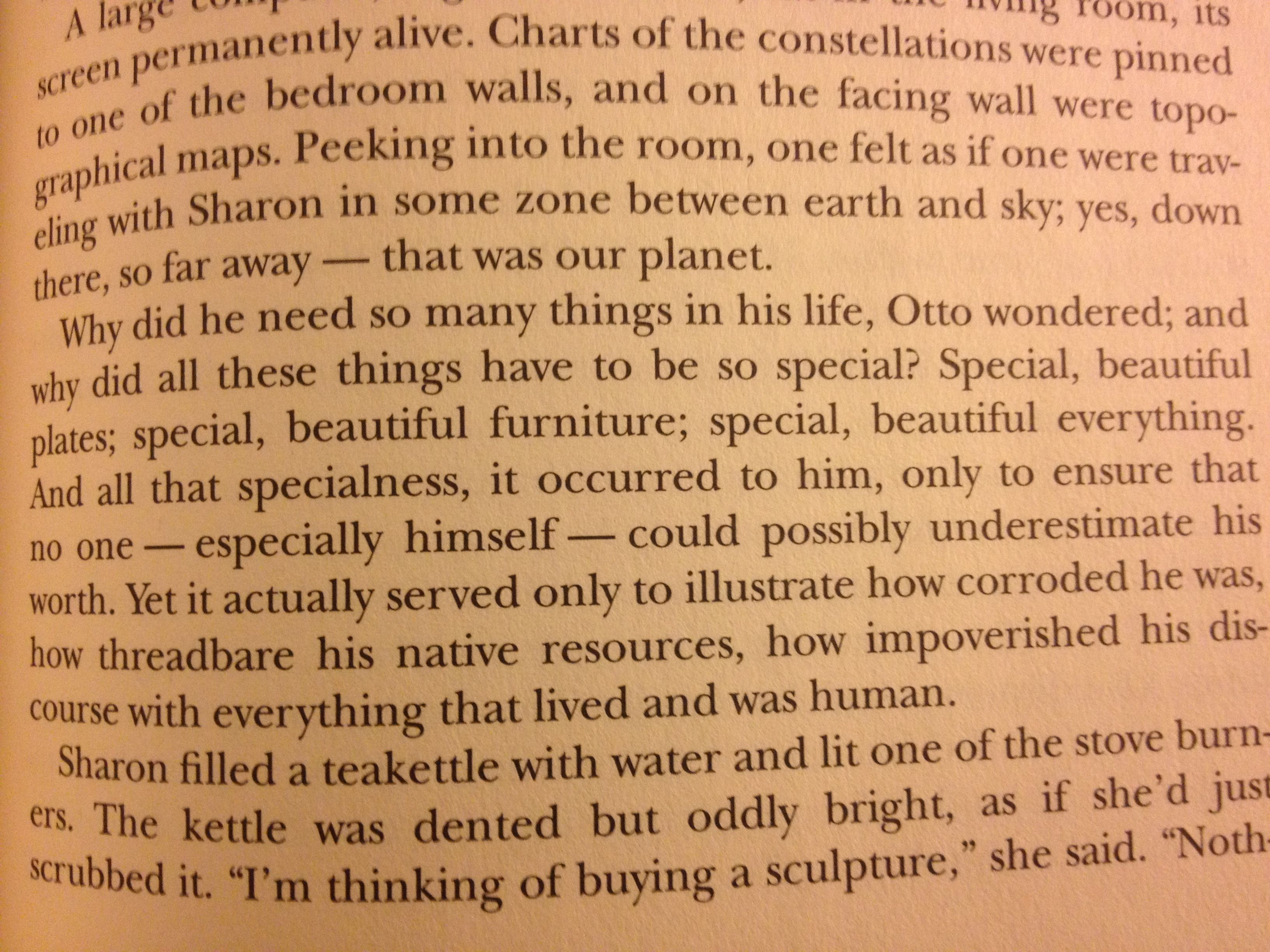 """From """"Some Other, Better Otto,"""" by Deborah Eisenberg."""
